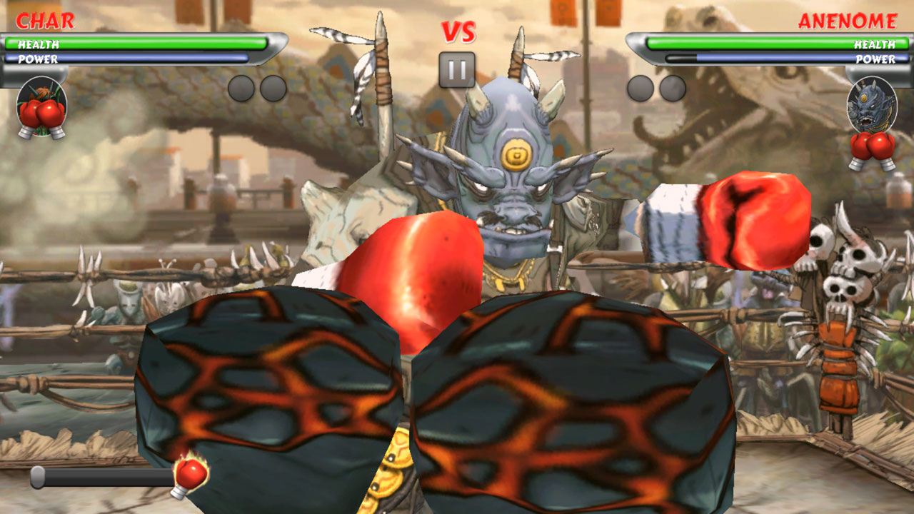 Screenshot of Beast Boxing Turbo
