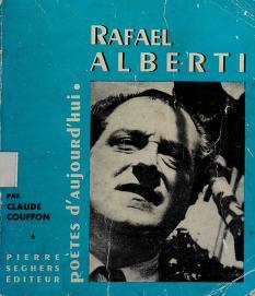 Cover of: Rafael Alberti | Rafael Alberti